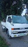 Photo Isuzu mini dump truck