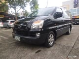 Photo 2005 Hyundai Starex Auto Black Full-sized van