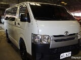 Photo 2014 toyota hi ace commuter