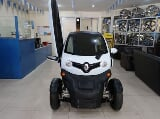 Photo Renault twizy electric car