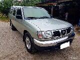 Photo Nissan Frontier Elite Manual Diesel