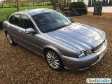 Photo Jaguar X-type Automatic 2008