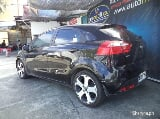 Photo 2015 Kia Rio Auto Black Sedan