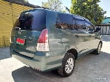 Photo Toyota Innova 2011 E Gas