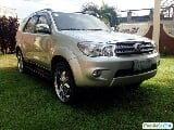 Photo Toyota Fortuner Automatic 2015