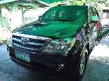Photo 2005 toyota fortuner v matic