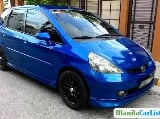 Photo Honda Jazz Manual 2005