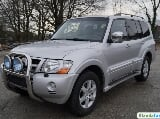 Photo Mitsubishi Pajero Automatic 2003