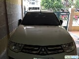 Photo Mitsubishi Montero Sport Automatic 2014