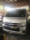 Photo Well-maintained Toyota Hiace 2016 for sale