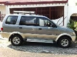 Photo Isuzu Crosswind Automatic 2004