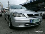 Photo 2001 Opel Astra Auto Silver Sedan