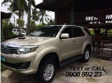 Photo For sale 2013 Toyota Fortuner V 29tkms