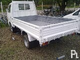Photo Mazda bongo 4x4 original long bed diesel? Davao...