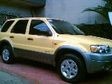 Photo 2006 ford escape nbx 2. 3L 4X2 AT