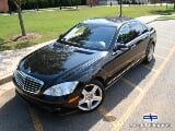 Photo Mercedes Benz S-Class Automatic 2007