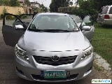 Photo Toyota Corolla Automatic 2008