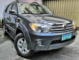Photo Toyota Fortuner 2010, Automatic