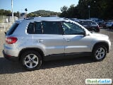 Photo Volkswagen Tiguan Manual 2008