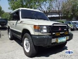 Photo Mitsubishi Pajero Manual 1991