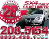Photo Suzuki SX4 Automatic 2011