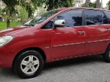 Photo Toyota Innova 2005 G Automatic Gas for sale