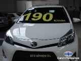 Photo Toyota Yaris Manual 2015