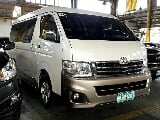 Photo 2012 Toyota Hiace Super grandia