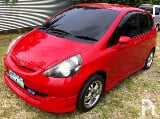 Photo Honda Fit 1.3 (Red)