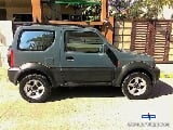 Photo Suzuki Jimny Manual