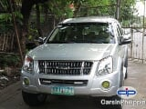 Photo Isuzu Alterra Automatic 2009