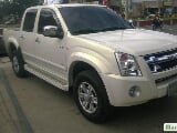 Photo Isuzu D-Max Automatic 2011