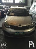 Photo Kia rio yjn 464 lx silver manual 2013