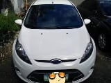 Photo Ford Fiesta 2011 model