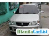 Photo Suzuki Alto Manual 2010