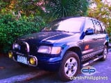 Photo Kia Sportage Manual 1996