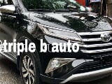 Photo Black Toyota Rush 2018 at 18000 km for sale