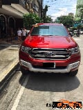 Photo Ford Everest 2015
