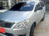 Photo Toyota Innova 2015