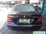 Photo Mercedes Benz C-Class Automatic 2002