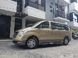 Photo Hyundai Grand Starex Manual 2011