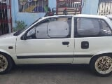 Photo 1997 Daihatsu Charade Manual White For Sale