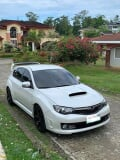Photo Subaru Impreza WRX 2.5 sti (m)