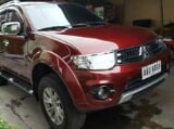 Photo Mitsubishi Montero Sport 2014, Automatic