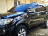 Photo Toyota Fortuner model 2009​ For sale