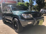 Photo Toyota Land Cruiser Vx 100 Manual