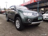 Photo 2009 Mitsubishi Montero Sport Auto Green SUV