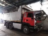 Photo 2005 Isuzu dumptruck 10w 10PD1