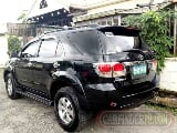 Photo Toyota Fortuner Diesel 2008