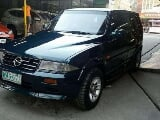 Photo Ssangyong Musso 1997 for sale